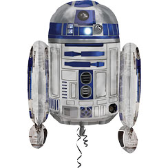 "Star Wars R2D2 Balloon - 22"" Foil"