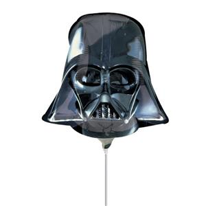 Darth Vader Mini Shaped Foil - 10""