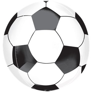 Soccer Ball Orbz Balloon - 16