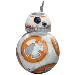 "The Force Awakens BB8 SuperShape Balloon - 38"" Foil"