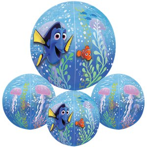 Finding Dory Orbz Balloon - 25