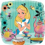 "Alice In Wonderland Balloon - 18"" Foil"