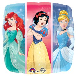 "Disney Princess Dream Big Balloon - 18"" Foil"