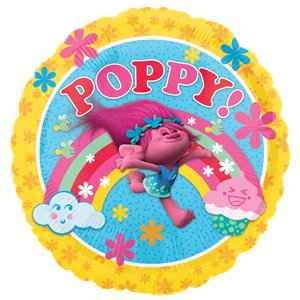 Trolls Poppy Balloon - 18