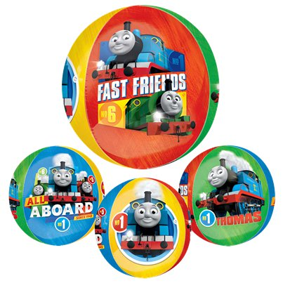 "Thomas the Tank Engine Orbz Balloon - 16"" Foil"