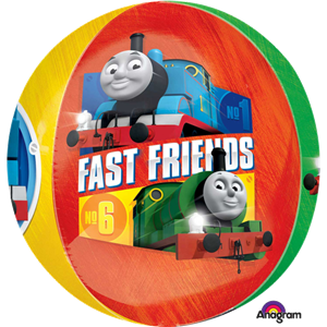 Thomas the Tank Engine Orbz Balloon - 16