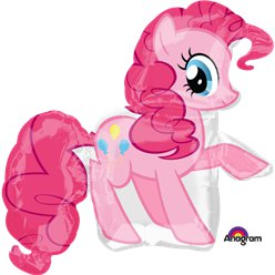 "My Little Pony Pinkie Pie SuperShape Balloon - 30"" Foil"