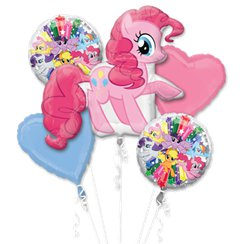 My Little Pony Bouquet Balloon - Assorted Foil