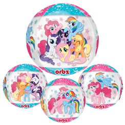 My Little Pony Orbz Balloon - 16""