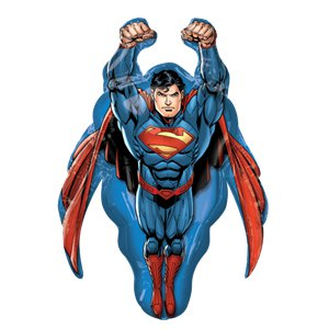Superman SuperShape Balloon - 23