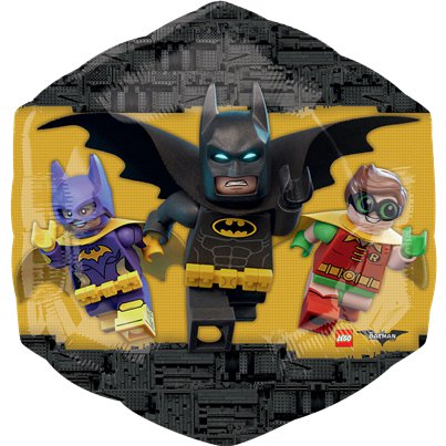 LEGO Batman XL Balloon - 22