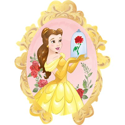Beauty & The Beast SuperShape Balloon - 31