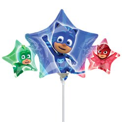 PJ Masks Mini Shape Balloon - 17""