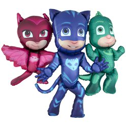 PJ Masks Airwalker Balloon - 57""