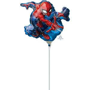 Spider-Man Mini-Shape Foil Balloon