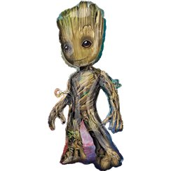 "Guardians of the Galaxy Baby Groot Supershape - 40"" Foil Balloon"