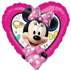 "Minnie Mouse Happy Helper - 18"" Foil Balloon"