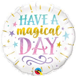 Magical Day Foil Balloon - 18