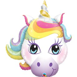 "Magical Unicorn Supersize Balloon - 38"" Foil"
