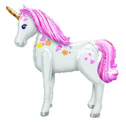 "Magical Unicorn Airwalker Balloon - 46"" Foil"