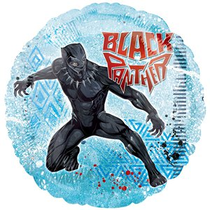Black Panther Foil Balloon - 18""