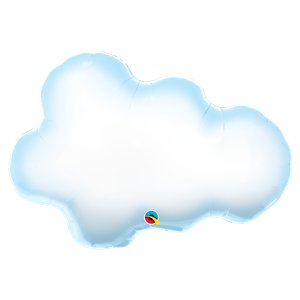 Cloud Supershape Balloon - 30