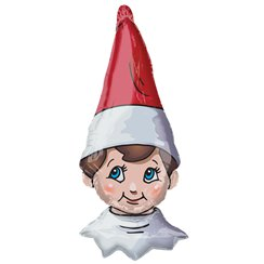 "Elf on the Shelf SuperShape Balloon - 38"" Foil"