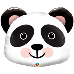 "Panda Supershape Balloon - 31"" Foil"