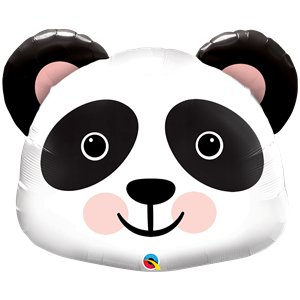 Panda Supersize Balloon - 31
