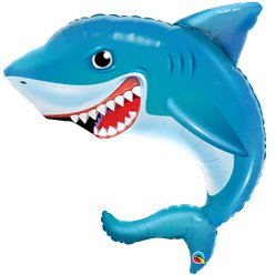 "Shark Supersize Balloon - 36"" Foil"