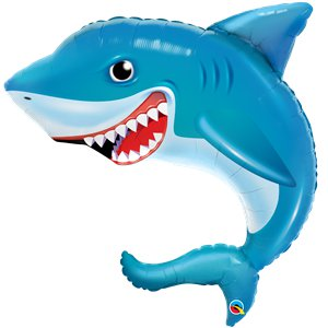 Shark Supersize Balloon - 36