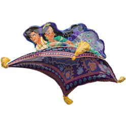 "Disney Aladdin SuperShape Balloon - 42"" Foil"