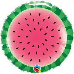"Watermelon Slice Balloon - 18"" Foil"