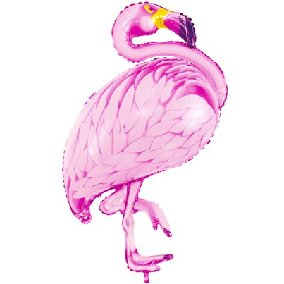 Flamingo Supershape Foil Balloon - 37""