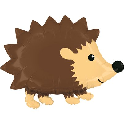 "Hedgehog Balloon - 30"" Foil"