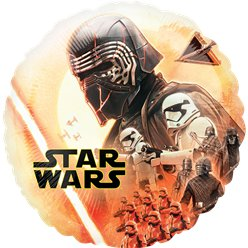"Star Wars Rise of Skywalker Balloon - 18"" Foil"