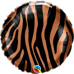 "Tiger Stripes - 18"" Foil"
