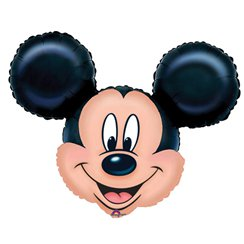 "Mickey Mouse Supershape Balloon - 27"" Foil"