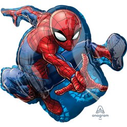 Spider-Man Supershape Foil Balloon - 29