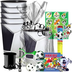 Football Gift Cup Kit For 8
