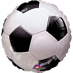 "Football Striker Balloon - 18"" Foil"