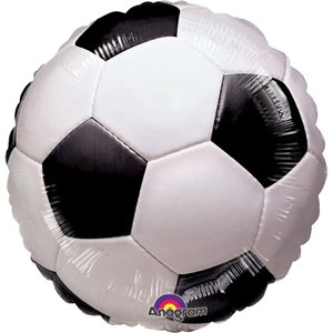 Football Striker Balloon - 18
