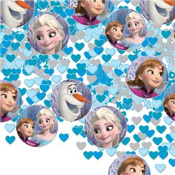 Disney Frozen Ice Skating Confetti