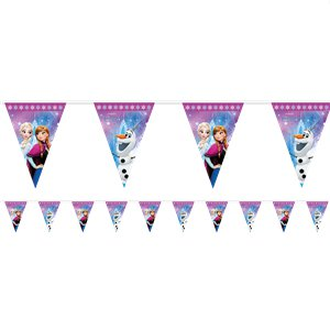 Disney Frozen Flag Bunting