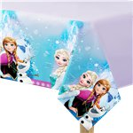 Disney Frozen Plastic Tablecover - 1.2m x 1.8m