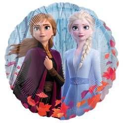 "Disney Frozen 2 Balloon - 18"" Foil"