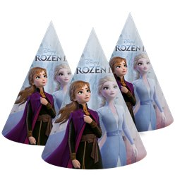 Disney Frozen 2 Paper Party Hats