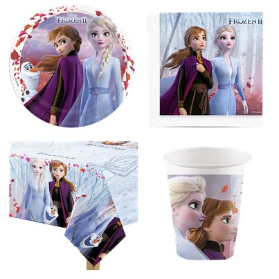 Disney Frozen 2 Value Party Pack