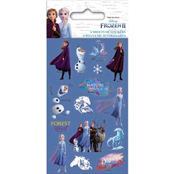Disney Frozen 2 Stickers
