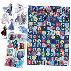 Disney Frozen 2 Mega Sticker Pack